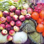 owoce warzywa małe