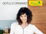 Okładka Gotuj z Organic Magda Kumorek